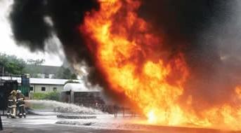 纳米复合材料的火灾特性和纳米粒子的毒性